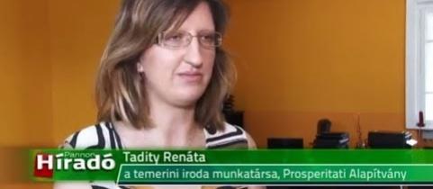 Embedded thumbnail for Pénteken zárul a Prosperitati Alapítvány pályázati kiírásának ötödik köre (videó)