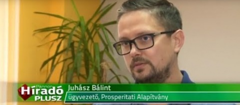 Embedded thumbnail for Lezárult a Prosperitati ötödik pályázati köre (videó)
