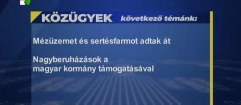 Embedded thumbnail for Nagyberuházások a Magyar kormány támogatásával (videó)