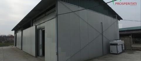 Embedded thumbnail for Beruházás megvalósítása – hűtőkamra létesítése, Kúla (videó)