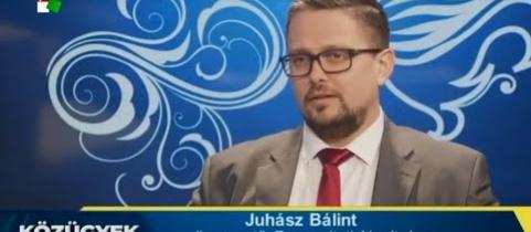 Embedded thumbnail for Juhász Bálint reagálása az Index cikke kapcsán (videó)