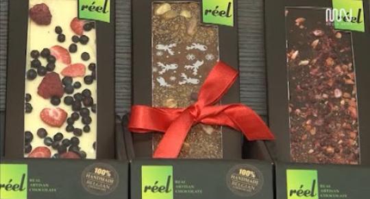 Embedded thumbnail for SIKER vállalkozók magazinja – Réel Chocolate Zenta