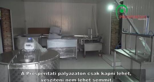 Embedded thumbnail for Édesanya és vállalkozó egyszerre – Batalo Balázs Melinda, Csonoplya