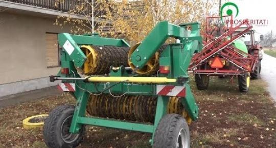 Embedded thumbnail for Kapcsolható eszközök, földvásárlás – Orom (videó)
