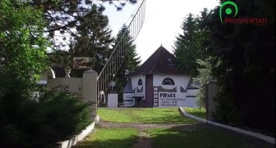 Embedded thumbnail for Turizmus, Villa Pipacs, Bácsfeketehegy (videó)