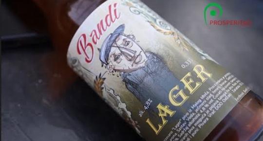 Embedded thumbnail for Bandi – kézműves sörök, Kishegyes