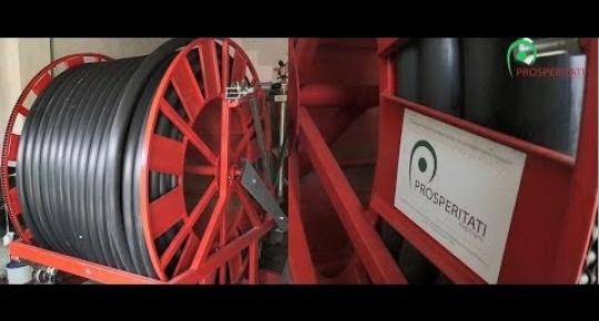 Embedded thumbnail for Öntözőrendszerek, földvásárlás, kapcsolahtó eszközök, Szentmihály (videó)
