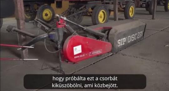 Embedded thumbnail for Prosperitati integrátori rendszer - a termelők válthatnak felvásárlót