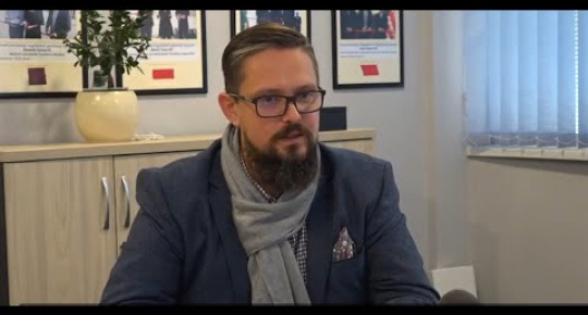 Embedded thumbnail for Intervju sa Balintom Juhas, upravitelj fondacije