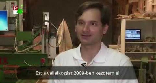 Embedded thumbnail for Pannon RTV – Itthon vagy! Matijevics Ármin, Szabadka